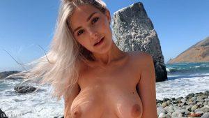 ดูหนังโป๊ออนไลน์ RUSSIAN TEEN GIRL SWALLOWS HOT CUM ON CALIFORNIAN PUBLIC BEACH – EVA ELFIE