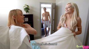 ดูหนังโป๊ออนไลน์ BrattySIS – Promiscuous Sisters จิมมี่พุ่งหลาวน้องสาวขี้เล่น